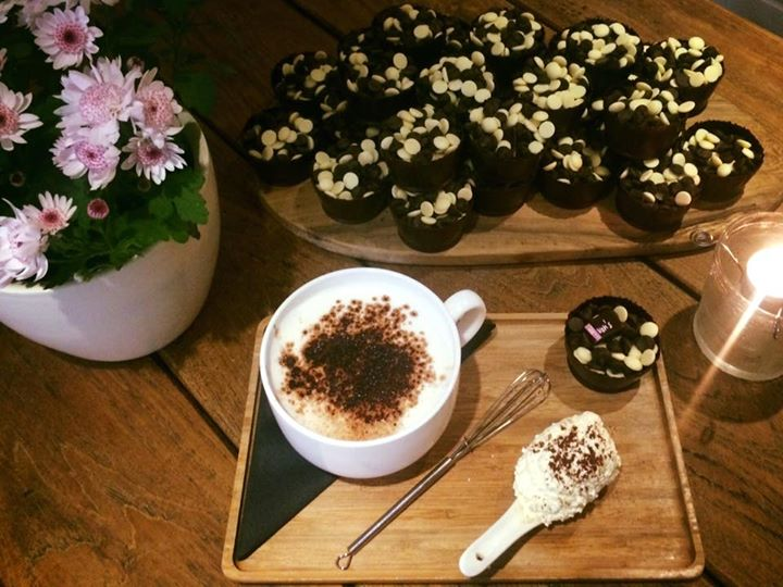 Experience our famous YC's Hot Chocolate Royale…